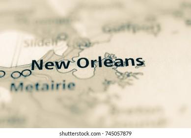 New Orleans, Louisiana, USA.