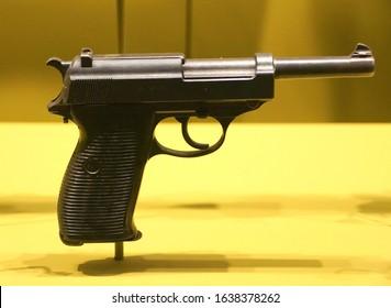 Walther p38 9mm pistola descripción general de la diabetes
