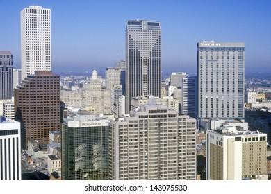 New Orleans Skyline, Louisiana
