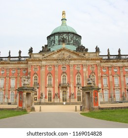 New Palace in Potsdam, Germany