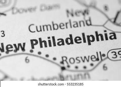 New Philadelphia. Ohio. USA