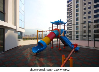 New Playground Area