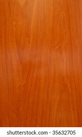 New polished wooden texture