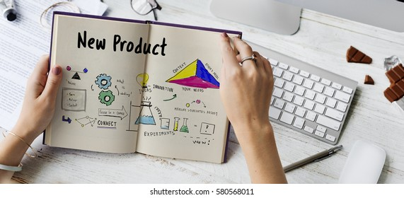 New product campaign launch system sketch
