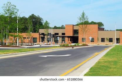 New public school building