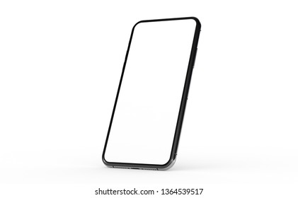 New realistic mobile phone smartphone
