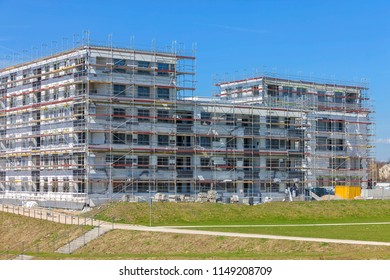 New residential building under construction