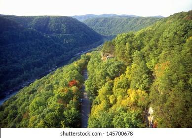 New River Gorge, WV