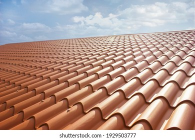 New roof, in sandwich panel similar to the tile, more beautiful and insulated