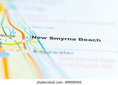 New Smyrna Beach, USA. Florida