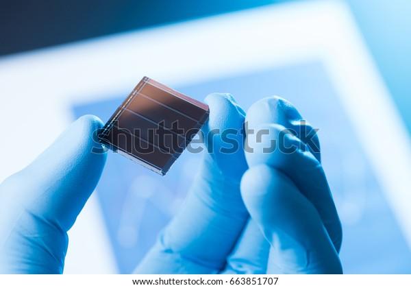 Nuevo concepto de investigación de células solares