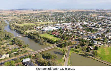 The New South Wales central western town of Forbes.
