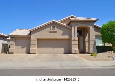 New Southwestern Style Arizona Dream Home