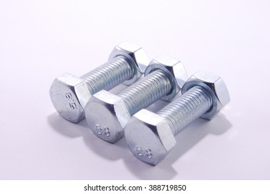 new steel bolts