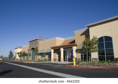 New Strip Mall