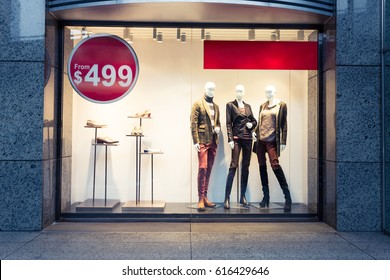 new style clothes in fashion