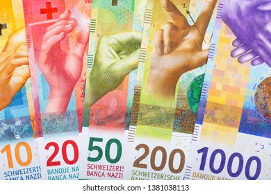 New Swiss Francs, a business background