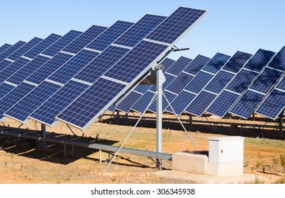 New technology of energy production: electric solar panels