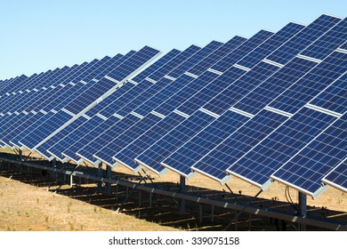 New technology of energy production: electric solar panel system