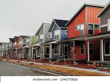 New Townhomes in Denver, Colorado