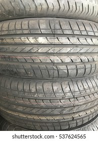 new tyre pattern
