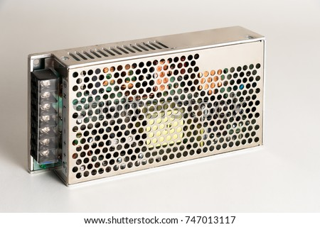 New unit power supply