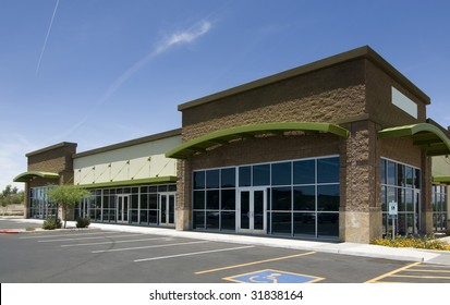 Design a strip mall commit