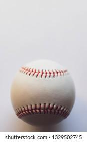 New unused baseball