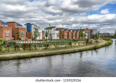 New urban housing in Coventry