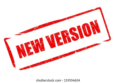 New version stamp