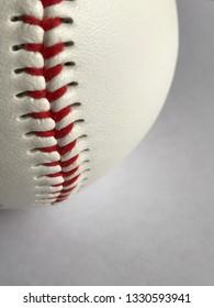 New White Baseball