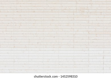 New wooden board wall texture exterior background