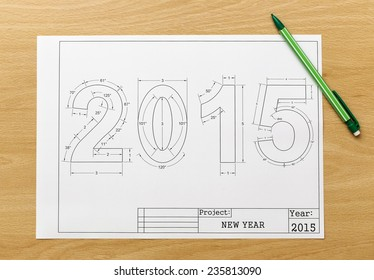 new year blueprint