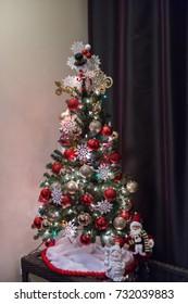 New Year ( Christmas ) Tree