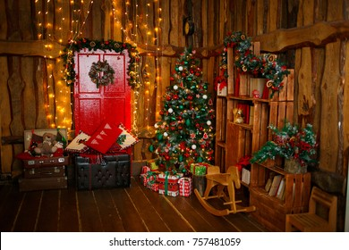New Year's decorations and gifts