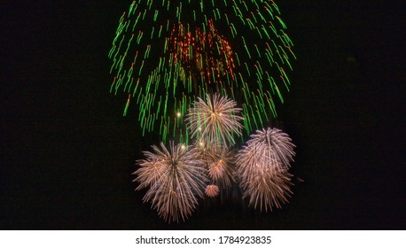 New Year's Fireworks in Sydney in 2020