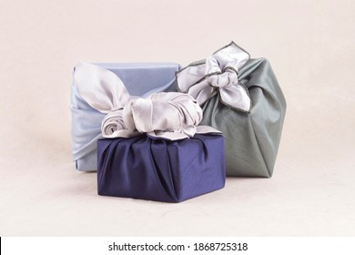 New Year's Korean Traditional Object 04 : Traditional Gifts and Korean Paper - Shutterstock ID 1868725318