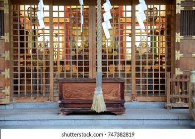 New Year's visit to a Shinto shrine