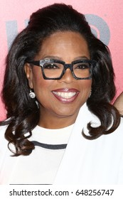 """NEW YORK - April 18, 2017 - Oprah Winfrey attends the premiere of """"The Immortal Life of Henrietta Lacks"""" at the SVA Theater on April 18, 2017, in New York."""