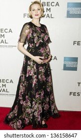 """NEW YORK - APRIL 21: Actress Evan Rachel Wood attends World Premiere of """" A Case Of You """" during the 2013 Tribeca Film Festival on April 21, 2013 in New York"""