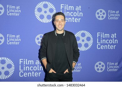 NEW YORK - AUG 16: Dan Berk attends the premiere of 'Villains' at the 2019 Scary Movies XII at Lincoln Center on August 16, 2019 in New York City.