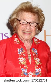 """NEW YORK - AUG 6: Dr Ruth Westheimer attends the premiere of """"Hope Springs"""" at the SVA Theater on August 6, 2012 in New York City."""