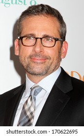 "NEW YORK - AUG 6: Steve Carell attends the premiere of ""Hope Springs"" at the SVA Theater on August 6, 2012 in New York City."