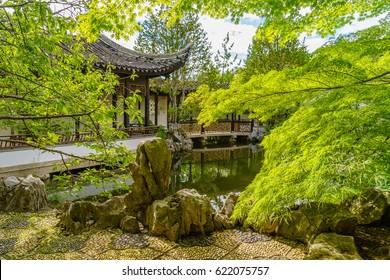 New York Chinese Scholar's Garden