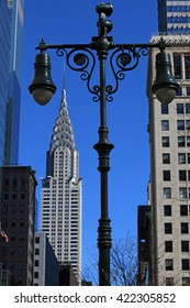 New York Chrysler building