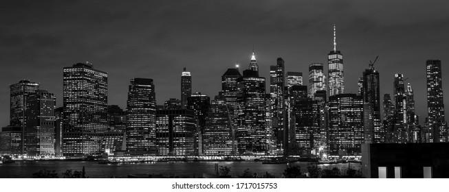 New York City  - Black and White
