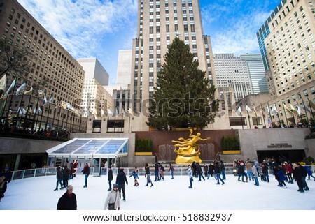 d7c06be8598 NEW YORK CITY DECEMBER 13 2013 Stock Photo (Edit Now) 518832937 ...