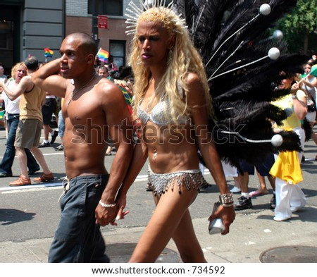 New york gay pride 2005