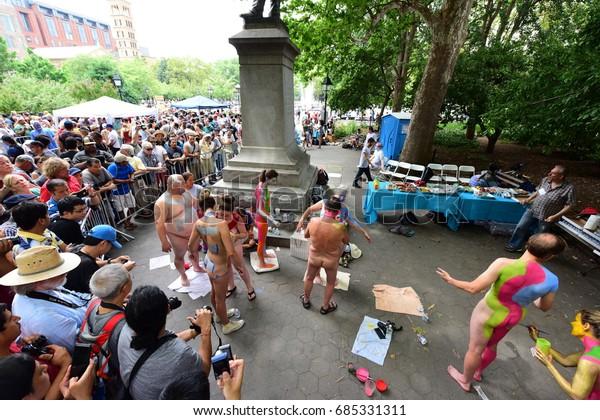 New York City July 22 2017 Stock Photo Edit Now 685331311