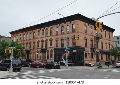 NEW YORK CITY - June 12, 2016: Bushwick, Brooklyn, NYC.